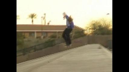 Моят любим скейтър Levi Brown