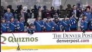 Ето как се бият в Хокея на лед