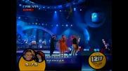 Деси Слава и Мелинда - La Isla Bonita - Невероятно изпълнение - Пей с мен 07.04.08 HQ