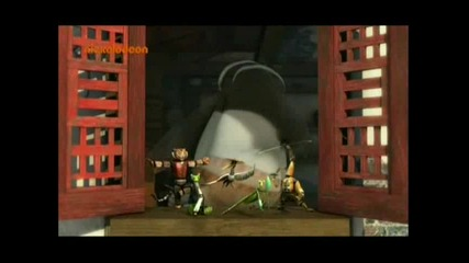 Kung Fu Panda - In with the old - Nickelodeon
