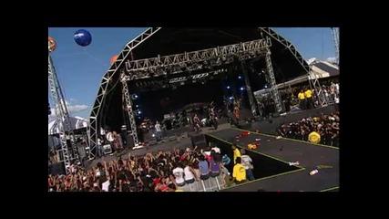 Rbd - Besame Sin Miedo - Live+subs