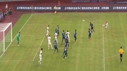 Страхотния гол на Мексес срещу Инрер