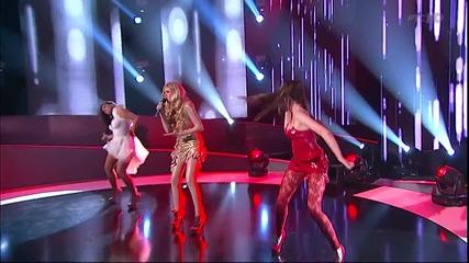 Евровизия 2013 - Сърбия | Moje 3 - Ljubav je svuda