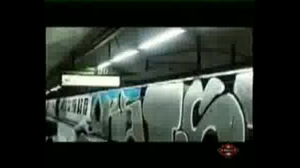 Grafity On Metro
