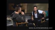 Clinton Sparks показа на Eminem колко му е голям Смях !!