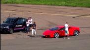 Lamborghini Huracan vs Porsche 911 Turbo vs Audi Tt Rs