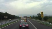 Задръстване на магистралата 1