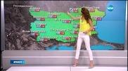 Прогноза за времето (11.05.2015 - обедна)