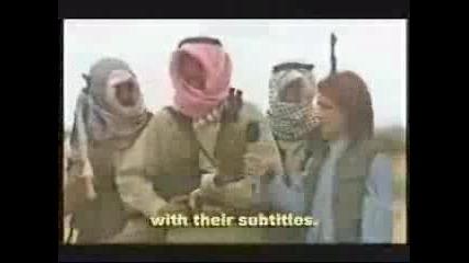 Смешно интервю с иракски терорист.