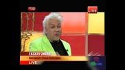 Шоуто На Азис Интервю С Къци Вапцаров 03.02.2008 High-Quality