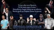 Los Benjamins - Royal Rumble Se Van (mas Flow Los Benjamins)