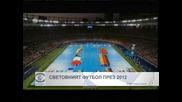 Световният футбол през 2012 година (обзор)