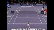 Federer-the best piont-top 5