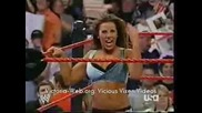 Wwe Mickie James Different Than Trish Stratus