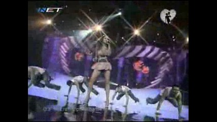 Kalomira Secret Combination (winner song - greece - eurovision 2008)