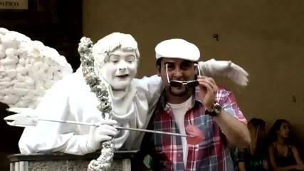 Устата 2012 - Baila Morena ( Официално видео )