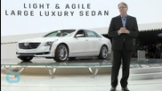 Brand-New Caddy CT6 and COPO Camaro Head To Auction