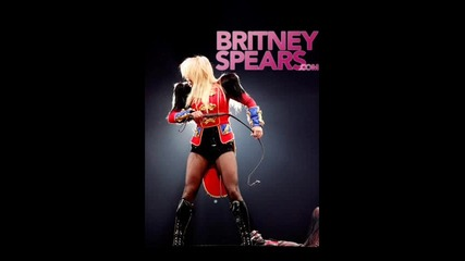 Britney Spears - Feet On The Ground ~hq~