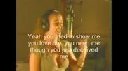 (bg sub) Angel - Lisa Lavie Lyrics in Music Video