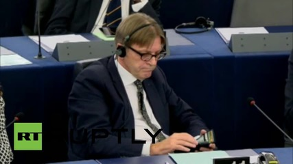 Belgium: Podemos' Iglesias steps down as MEP to fight in Spanish election