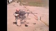 Поразителния снайпер - 50cal. Barrett