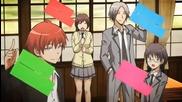 ( Assassination Classroom ) Ansatsu Kyoushitsu Opening