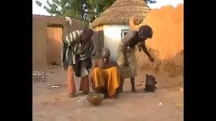 Как се гони лош късмет в Африка