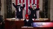 The Harlem Shake Barrack Obama Edition