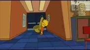 Интро На Семейство Симпсън - Просто Невероятно Смешно !!!