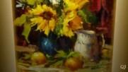Paintings Music Hedi Moran - painter