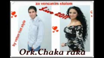 ork chaka raka za vencanim stolom live 2011