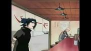 Sasuke - The Problem