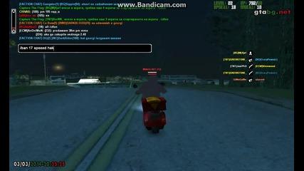 Minecraft speed hak