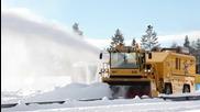 Най-големият снегорин в света