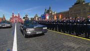 Russia: Victory Day parade kicks off on Moscow's Red Square