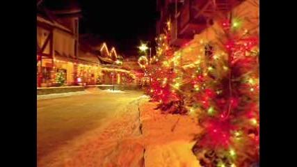 Акварела - Коледна Елха