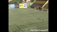 Готин гол от Парагвайската лига