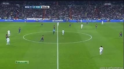 R. Madrid 1-2 Barcelona Own Goal Marcelo