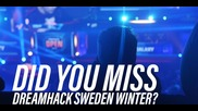 DreamHack Winter 2018 couldn't have been hotter!