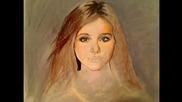 Рисунка - портрет на жена ,оживява пред теб ,красота !