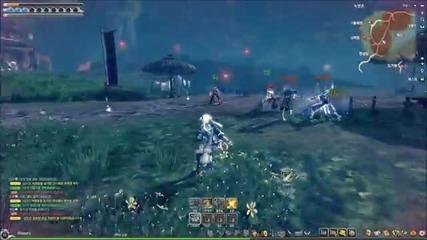Blade & Soul Online Story Mission Undead Invasion
