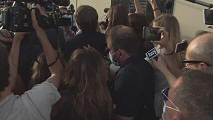 Italy: Fmr Catalan pres Puigdemont leaves Sassari prison