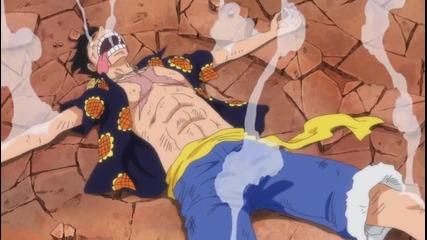 [ Bg Subs ] One Piece - 728