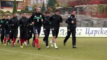 Георги Миланов аут за месец