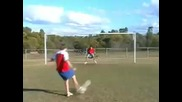 Весел футбол