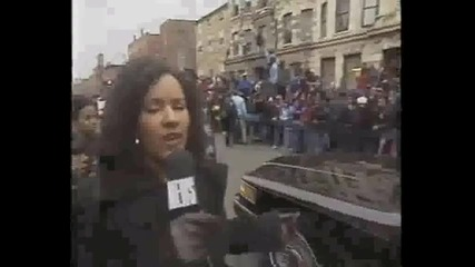 Notorious Big [funeral Procession]