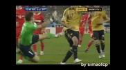 Eвро 2008 Русия - Испания 0:2 Guiza