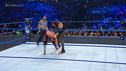 Sami Zayn vs. Baron Corbin: WWE Backlash 2017 (Full Match)