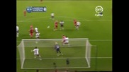 08.04 Ливърпул - Арсенал 4:2 Сами Хюпия Гол