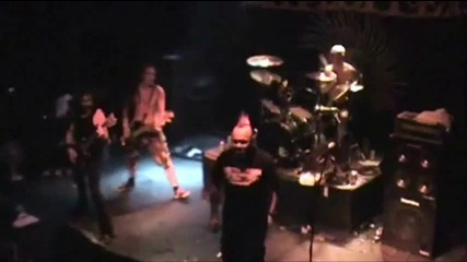 The Exploited - 2009 Live in Curitiba Part 2